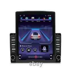 10.1 1DIN Android 9.1 HD Touch Screen 2GB+32GB Car Stereo Radio GPS MP5 Player