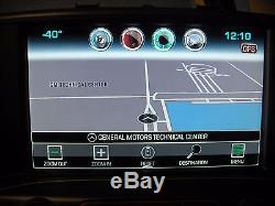 16 17 18 Factory Oem Gm Io6 2.5 Hmi Nav Navi Gps Navigation Infotainment Module