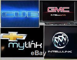 16-18 Oem Gm Factory Io5-io6 2.5 Hmi Module Mylink Kit With Embedded Navigation