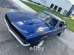 1967 Chevrolet Camaro Restomod Fully Built! 6spd SEE VIDEO