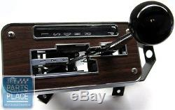 1968-70 Cutlass / Nova Yenko Hurst Olds Dual Gate Shift With Cable & Console