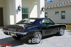 1969 Chevrolet Camaro 350 Automatic