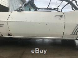 1969 Chevrolet Camaro Z11 Pace Car