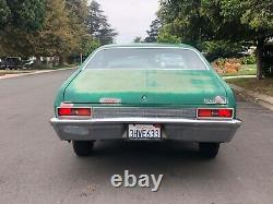 1970 Chevrolet Nova V8 350 2-DOOR