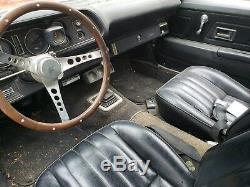 1971 Chevrolet Camaro Rally Sport