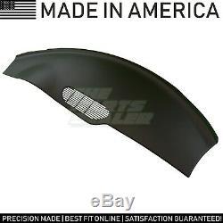 1997 1998 1999 2000 2001 2002 Firebird Camaro Molded Dash Cover Cap Skin (Black)