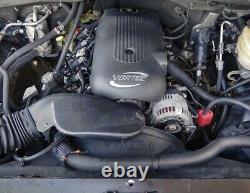 2002 Silverado 2500 6.0L LQ4 Engine Motor with 4L80E 2WD Transmission LS1 LS2 LS6