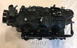 2007- 2014 TBSS 5.3 LS Gen IV Aluminum Fuel Rail Kit Chevy Truck / Black -8 PTFE