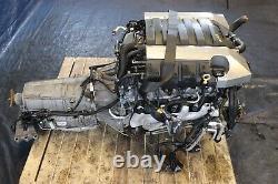 2011 Chevy Camaro Ss V8 6.2l Ls3 Oem L99 Engine & 6l80e 6speed Auto Transmission