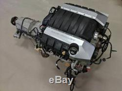 2012 Camaro SS 6.2 L99 Engine Liftout with 6 Speed Auto Trans 64K Miles LS3