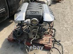 2012 Chevy Camaro Super Sport Automatic Transmission Ls3 L99 Engine 823 12621766