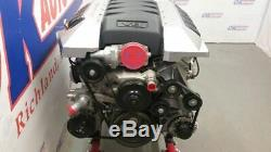 2013 Camaro 6.2 L99 Ls3 Lsx Engine 6l80 Transmission Complete Pullout Drop Out