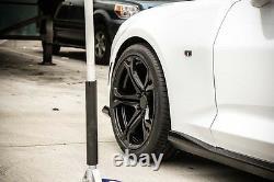 20 M17 Gun Metal Wheels Fit Chevrolet Camaro 2010 2021 1LE 2LE SS Rims Chevy