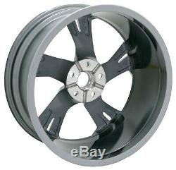20x8.5 20x9.5 Chevrolet Camaro SS black wheels rims Factory OEM set 4 2019 2020
