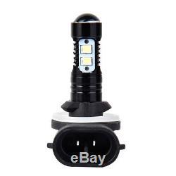 2X 100W Cree LED Fog Driving Lights Bulb 881 862 886 889 894 896 898 Cool White
