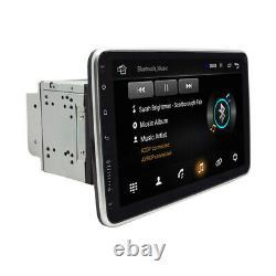 2 Din 10.1 Android 9.1 Car Radio GPS Navigation 360° Rotate Horizontal Screen