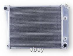 3Row Aluminum Radiator For 1968-1987 Chevy Camaro Chevelle El Camino Monte Carlo