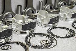 441ci LS7 Stroker Crate Engine All Aluminum Holley EFI TURNKEY Corvette Camaro