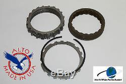 4L60E Rebuild Kit Heavy Duty HEG LS Kit Stage 4 with3-4 PowerPack 1997-2003