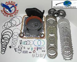 4L60E Rebuild Kit Heavy Duty HEG Master Kit Stage 3 1997-2000 With Turbulators