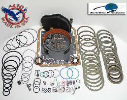 4L60E Transmission Rebuild Kit Heavy Duty HEG LS Kit Stage 4 1993-1996