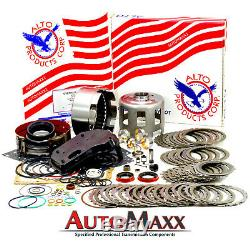 4L60E Transmission Rebuild Kit Heavy Duty Power Pack Beast Drum Wide Band 93-03