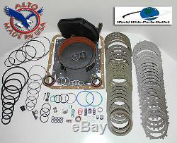 4L60E transmission rebuild kit heavy duty HEG master kit Stage 3 1993 1996