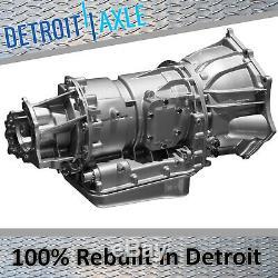 (4-Speed) Rebuilt Transmission 4L60E Chevy GMC SUBURBAN TAHOE SIERRA 1500 4x4