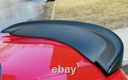 #546 MATTE BLACK FACTORY STYLE Z28 SPOILER fits the 2014 2015 CHEVROLET CAMARO