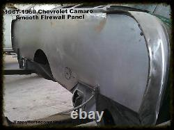 67-69 Chevy Camaro/Pontiac Firebird & 68-74 Nova Smooth Firewall Panel