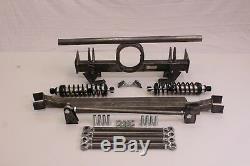 67 to 69 Camaro 4 Bar Kit