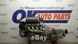 6.2 L99 Ls3 Lsx Engine 6l80 Transmission Pullout Drop Out 2010 Camaro