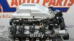 6.2 Lsa Engine Pullout 6l45 Automatic Transmission 2014 Cts-v Supercharged Vin P