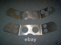 70 71 72 73 74 75 76 77 78 Chevy Camaro Aluminum Dash Gauge Switch Panel Bezel