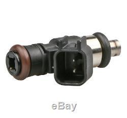 8X 80LB Fuel Injectors For LS3 LS7 L76 L92 LS9 LSA Corvette C6 Z06 Camaro G8