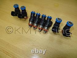 8x New Bosch 42LB Fuel Injectors 2006-2013 Corvette LS3 L99, 2010-2015 Camaro SS