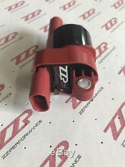 8x ZZPerformance LS Round High Voltage Coil Packs GM Gen IV LS2 LS3 LS4 LS7