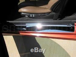 93- 02 Camaro Firebird Formula Trans Am, Mirror Stainless Steel Door Sills