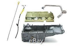98-02 Camaro/Firebird F-Body Low Profile Oil Pan Kit Complete New GM LSX Swap