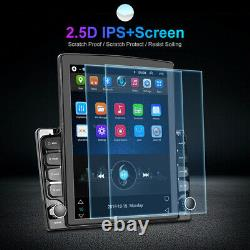 9.7in Vertical Screen HD Car MP5 Player Android 8.1 Navigation Radio Stereo GPS