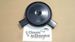 Air Cleaner 70-72 Z28 Camaro Black Lid Dual Snorkel breather 70 71 72 snorkle