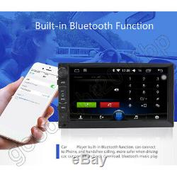 Android 9.1 Car Radio GPS Navigation 2 Din 7'' Touch Screen Stereo Backup Camera