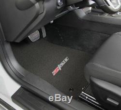 Chevrolet Camaro Z28 4pc Classic Loop Carpet Floor Mats Choose Color & Logo