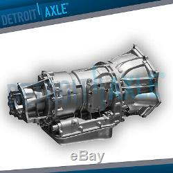 Chevrolet & GMC Trucks 2WD Completely Rebuilt 4-Speed Transmission 4L60E RWD