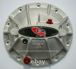 Chevy 8.5-8.6 Cast Aluminum 10-bolt Rear End Cover Camaro Firebird Truck