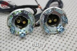 Chevy GM Light Lamp Sockets & Wiring Park Backup Brake Tail Lights Turn Signal