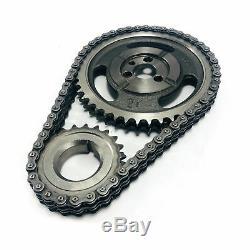 Chevy SBC 350 5.7L HP RV 420/433 Camshaft Lifters & Timing Kit Torque MC1730