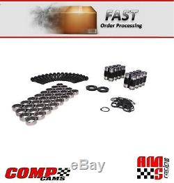 Comp Cams 13702-kit Chevy Ls Lsx Rocker Arm Trunion Kit 4.8 5.3l 5.7l 6.0l 6.2l