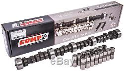 Comp Cams CL12-601-4 Mutha Thumpr Camshaft Lifters Kit Chevrolet SBC 350 400