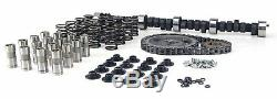 Comp Cams K12-600-4 Thumpr Hyd Camshaft Kit for Chevrolet SBC 305 350 400
